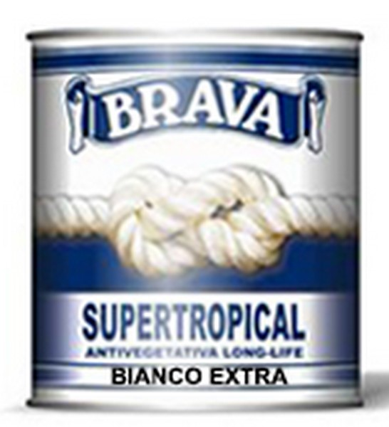 ANTIVEGETATIVA SUPERTROPICAL 750 ML - BIANCO EXTRA